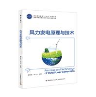 """风力发电原理与技术(普通高等教育""""十三五""""规划教材)"""